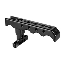 Kayulin Universal Aluminum Top  Side Cheese Handle With Shoe Mount For DSLR Camera Cage Rig