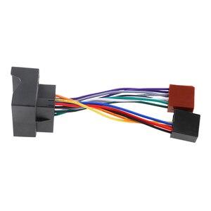 Image 5 - Arnés de cableado de Radio estéreo para coche, adaptador de Cable para Ford Galaxy Mondeo Fiesta, Etc., novedad de 2019