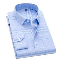 وصل حديثًا قميص رجالي من davyديزي 2020 بأكمام طويلة قميص منقوش برنتيل مناسب للعمل قمصان رجالي طراز DS262