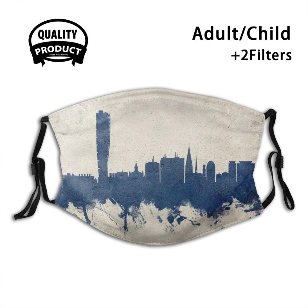<font><b>Malmo</b></font> Sweden Skyline Face Mask Washable Filter Summer Hot Sale Mouth Masks <font><b>Malmo</b></font> <font><b>Malmo</b></font> Skyline Skyline Cityscape <font><b>Malmo</b></font> Sweden image