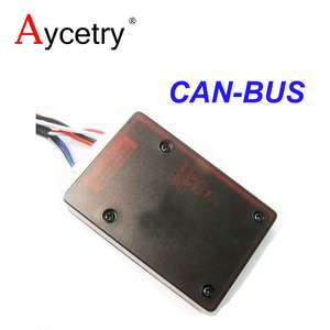 CANBUS CAN-BUS BOX for Volkswagen FORD OPEL BENZ BMW AUDI HYUNDAI KIA MAZDA CAYENNE fit car radio GPS navi multimedai dvd player