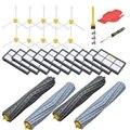Набор сменных аксессуаров для Irobot Roomba 800 серии 850 860 861 866 870 880 890 900 серии 960 980 10 фильтр  10 боковая щетка  2