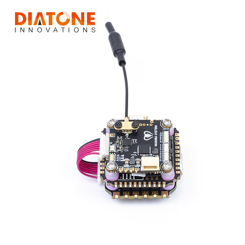 Diatone <font><b>Mamba</b></font> <font><b>F405</b></font> <font><b>MINI</b></font> MK3 F4 Flight Controller w/ F35 35A Blheli_S 3-6S Brushless ESC for RC FPV Racing Drone RC Models Toys image