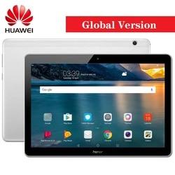 Глобальная Версия Оригинал HUAWEI MediaPad T3 10 9,6 дюймов 4 аппарат не привязан к оператору сотовой связи, с функцией звонка, планшет, PC, четыре ядра, ...