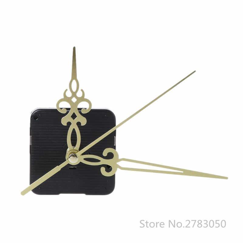 Nowy DIY mechanizm zegara kwarcowego ręce ściany do naprawy zegarów części narzędzi cichy zestaw 27 rodzajów