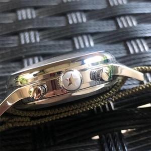 Image 5 - Retro Sapphire mężczyźni mechaniczne zegarki ST1901 ręczne nakręcanie Nylon NATO pasek 1963 Air Force Pilot zegarki na rękę