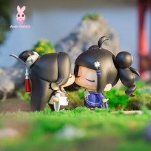 Глухая коробка игрушки yi мэн Цзян Ху серии 1 глухая угадать