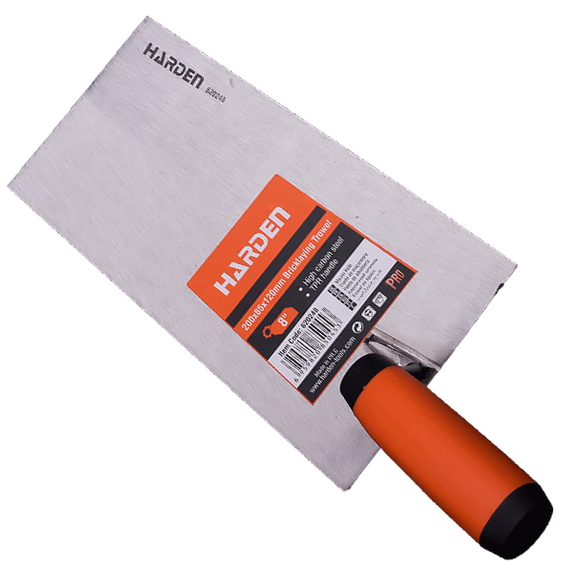 Professional Concrete Tools Steel Plastering Finishing Trowel Spatula  Putty Knife Scraper Flooring Grout Float Tiling Diy Tool