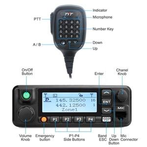 Image 4 - TYT MD 9600 ثنائي النطاق 136 174MHz و 400 480Mhz راديو المحمول الرقمي 50/45/25W جودة عالية راديو DMR + 1 كابل برجمة