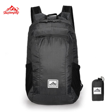 20L 85g Lightweight Folding Backpack Outdoor Camping Hiking Bag Handy Foldable Ultralight Travel Small Daypack