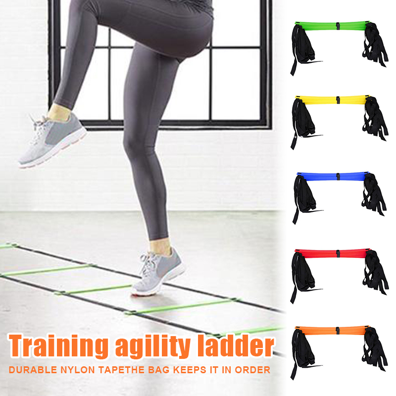 New Agility Training Ladders Soccer Football Speeds Ladder Training Stairs Fitness Equipment XD88