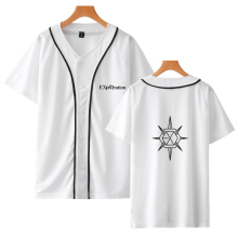 EXO PLANET #5 – EXplOration Baseball Jerseys (26 Models)