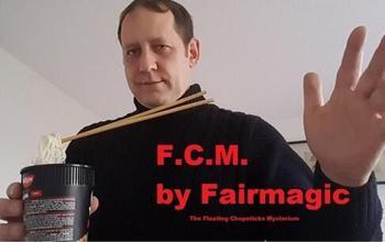 F C M autorstwa Fairmagic-magiczne sztuczki tanie i dobre opinie Metal Unisex ŁATWE DO WYKONANIA Profesjonalne Różne rekwizyty 8-11 lat STARSZE DZIECI 12-15 lat Do magii z bliska
