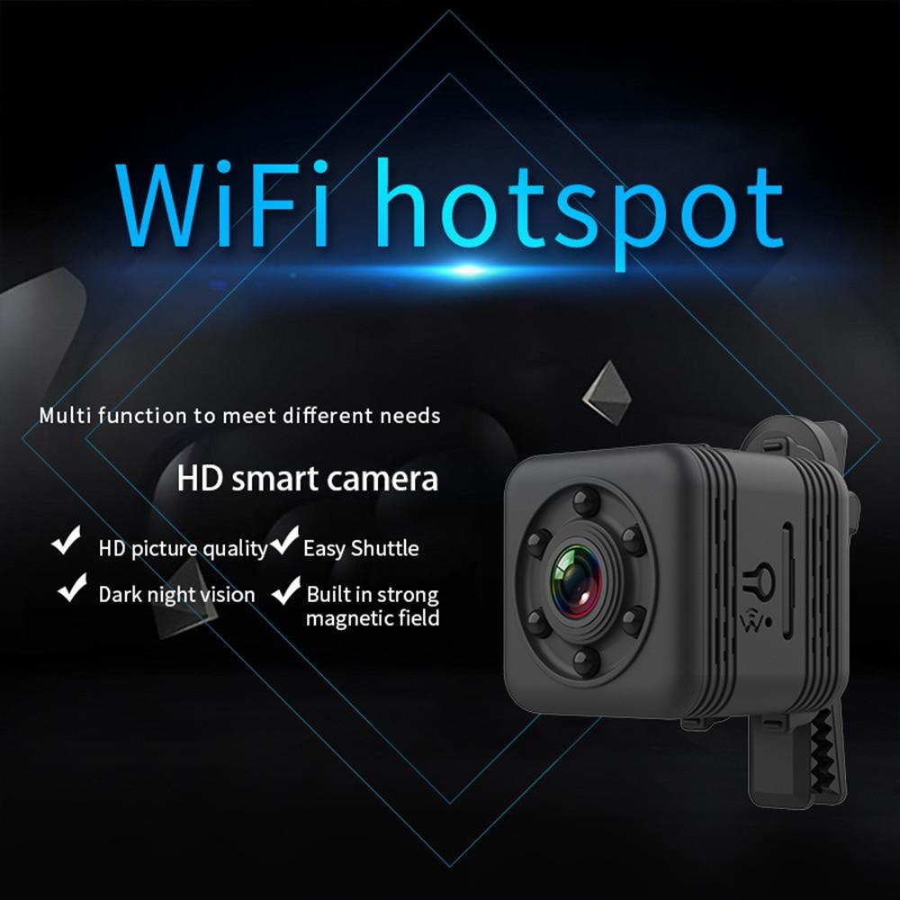Купить hd wifi мини камера беспроводная движения ночное видение водонепроницаемый