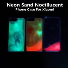 For xiaomi Mi A3 cc9e A2 lite Neon Sand Noctilucent