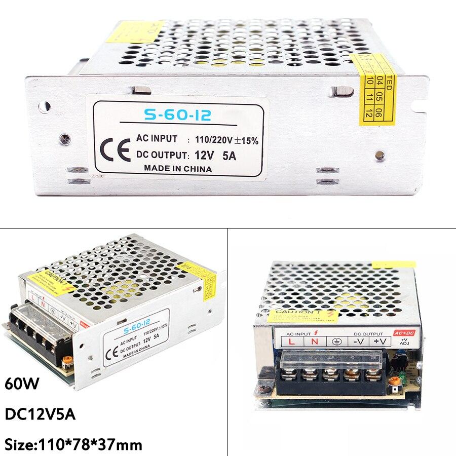 AC DC 3V 5V 9V 12V Power Supply,15V 18V 24V 36V Fonte 500W Transformers,220V To 5 12 24 V Power Supply,5V 12V 24V SMPS-2
