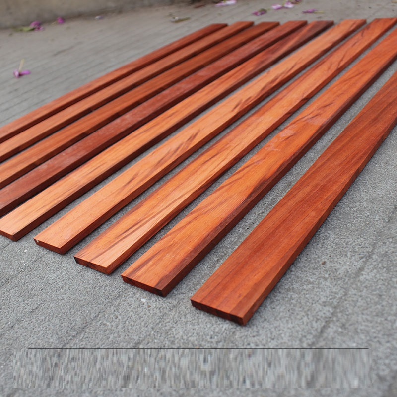 African Padauk Wood DIY Thin Panels, Wood Working Blanks, DIY Wood Blanks