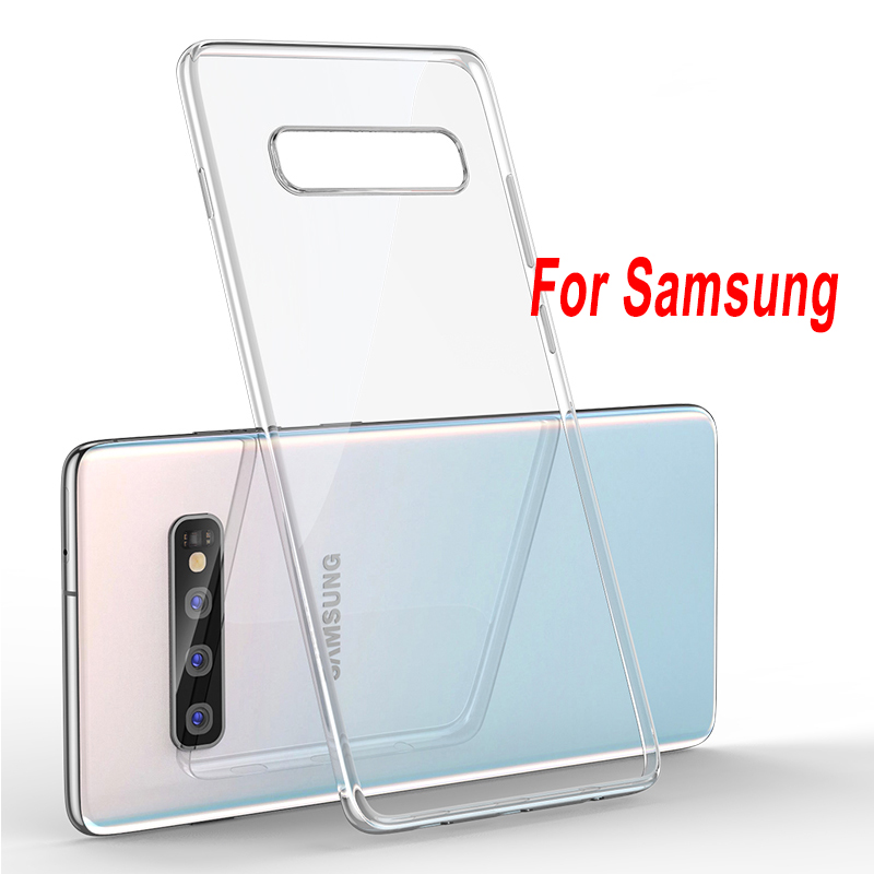 Transparent Clear Soft TPU Phone Cover Case for Samsung Galaxy SIII S3 Neo i9300 i 9300 i9301 S3 S 3 mini i8190 GT-i8190 Cases image