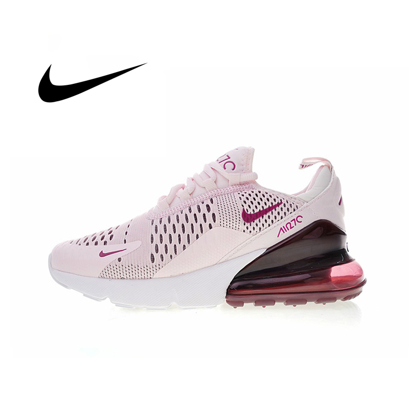 NIKE AIR MAX 270 Women's Running Shoes Breathable Lightweight Non-slip Wear Resistance AH6789-600