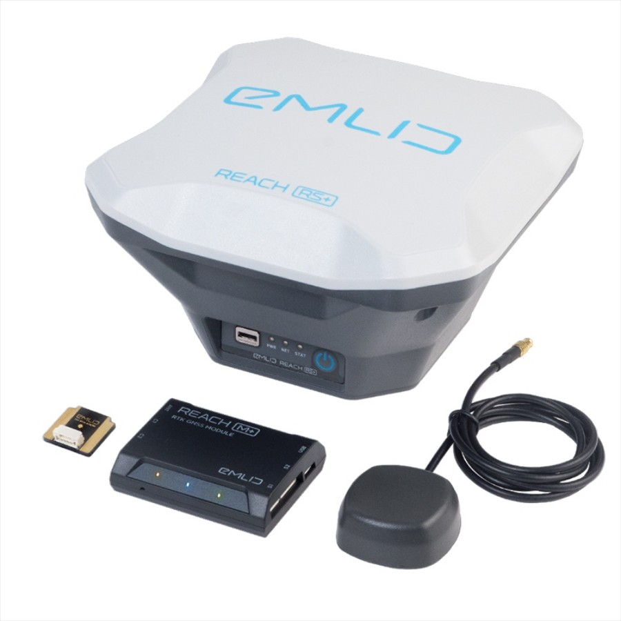 Imported Emlid Realrs Small Size RTK GNSS Receiver  UAV Map Kit