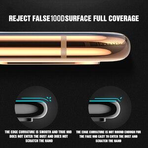 Image 2 - 100D vetro di Protezione su Per il iphone 7 8 6 6S Plus 5 SE Per il iphone X XR XS Max protezione dello schermo In vetro Temperato su iPhone 7 pellicola