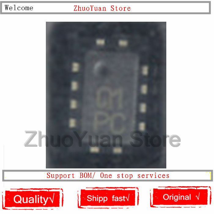 1PCS/lot New Original AD8317ACPZ AD8317 Q1 LFSP8 IC Chip