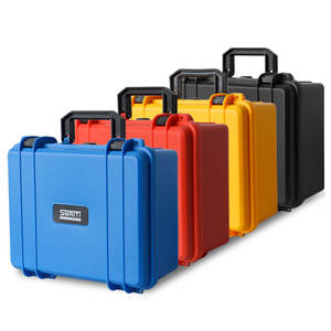 Tool-Box Storage Safety-Instrument Abs-Plastic Foam-Inside with 4-Color 280x240x130mm