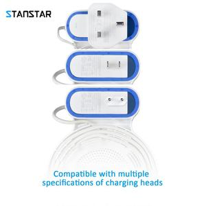 Image 5 - STANSTAR Wall Mount for TP Link Deco M5 Whole Home Mesh WiFi System,Space Saving Wall Holder Plug in Without Messy Wires