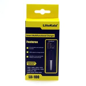 Image 5 - Liitokala Lii 500/Lii402/Lii 202/Lii 100/1,2 V/3,7 V 18650/26650/18350/ 16340/18500/AA/AAA NiMH lithium batterie Ladegerät 5V 2A stecker