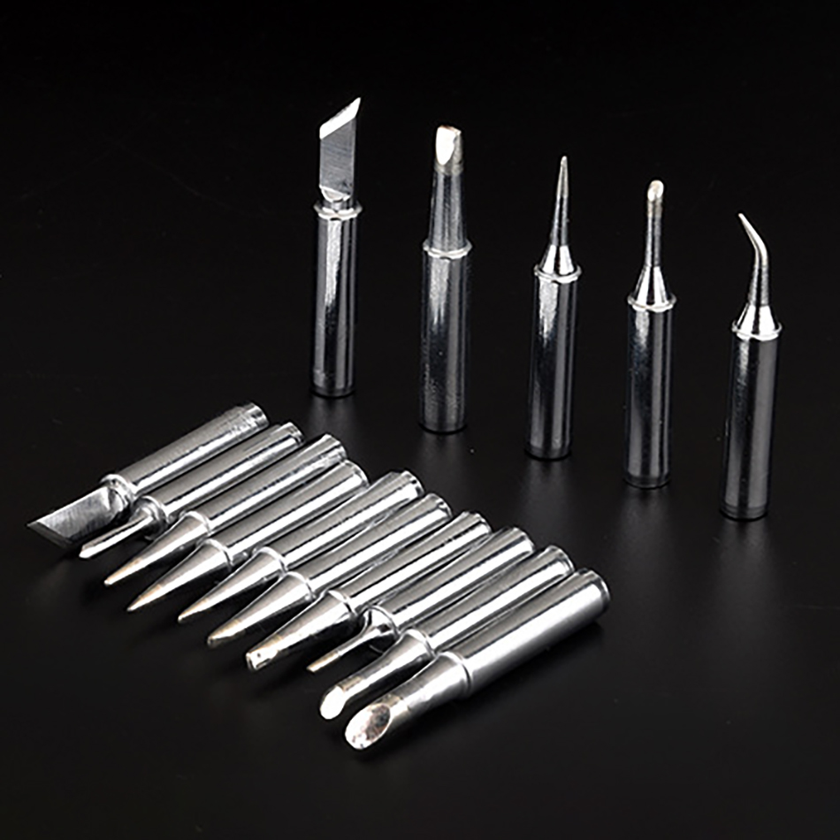 900m-t Soldering Tip Lead-Free Welding Tool Head Bit 936 Soldering Iron Tip For Solder Station Soldering Iron Tips