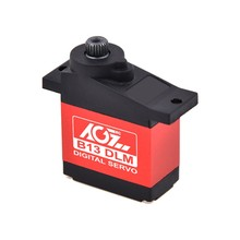 Mini Servo Motor - Metal Case Geared 13G 3.8Kg Mini Servo for 1/14 1/18 1/24 RC Cars RC Planes(China)