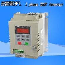 Jednofazowy falownik silnika kondensatora 220v 2.2w dwuprzewodowy przetwornica częstotliwości wyjściowej 50HZ 60HZ Regulator pompy wody w gospodarstwie domowym