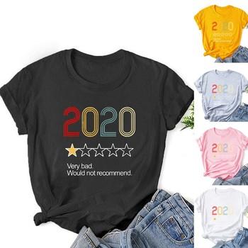 Koszulki damskie koszulki w stylu Harajuku damskie koszulki z grafiką O-Neck 2020 nadruk gwiazdy koszulki z krótkim rękawem t-shirt z nadrukiem damskie футболка tanie i dobre opinie CN (pochodzenie) Poliester REGULAR Suknem Drukuj t shirt women NONE Na co dzień Osób w wieku 18-35 lat