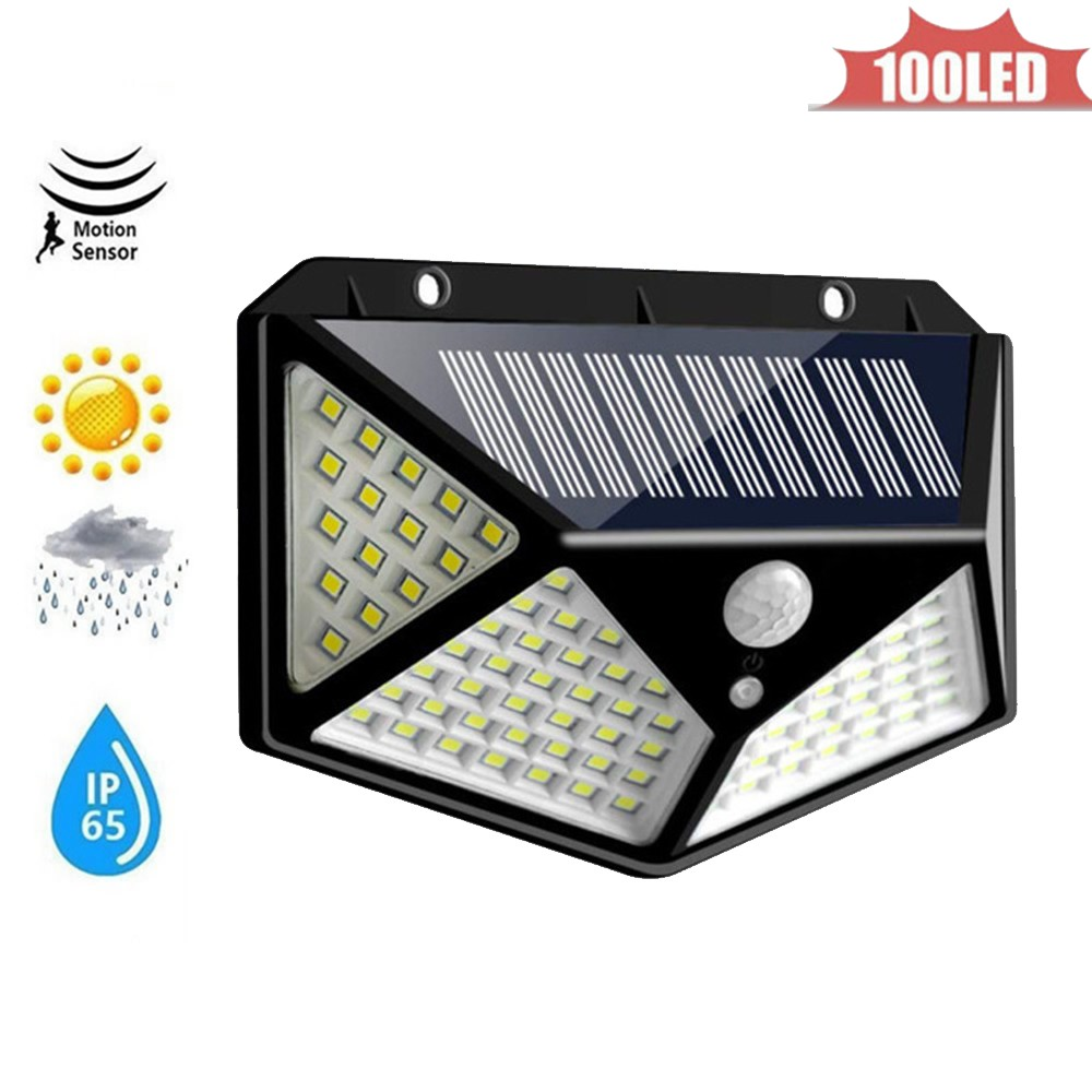 Outdoor Lighting Solar Power Wireless Pir Motion Sensor Wall Street Lamp Waterproof For Road Garden Path Night Security Light 4