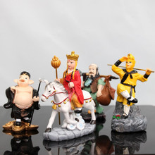 HHT Chinese Classic Journey To The West Tang Monk Sun Wukong Pig Bajie Sha Monk