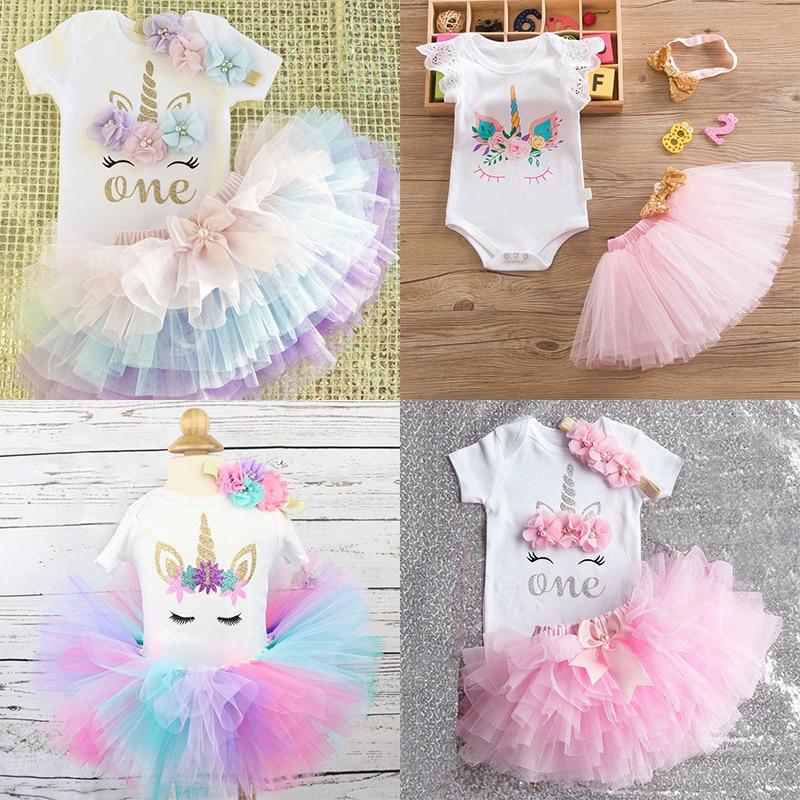 My Little/вечерние платья для первого дня рождения для маленьких девочек милая розовая пачка, нарядная одежда Платья для младенцев Одежда для крещения для маленьких девочек 0-12 месяцев