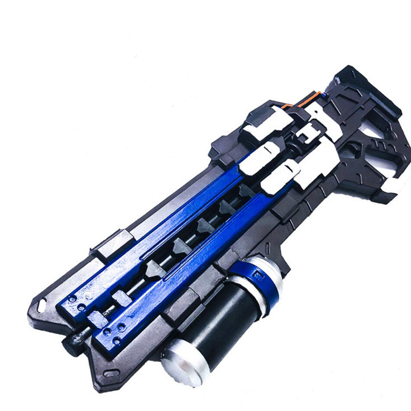 [TOP] Big size simulation OW Game Hero Soldier 76 Prop weapon D. va Costume Prop Wrist gun Weapon cosplay collection