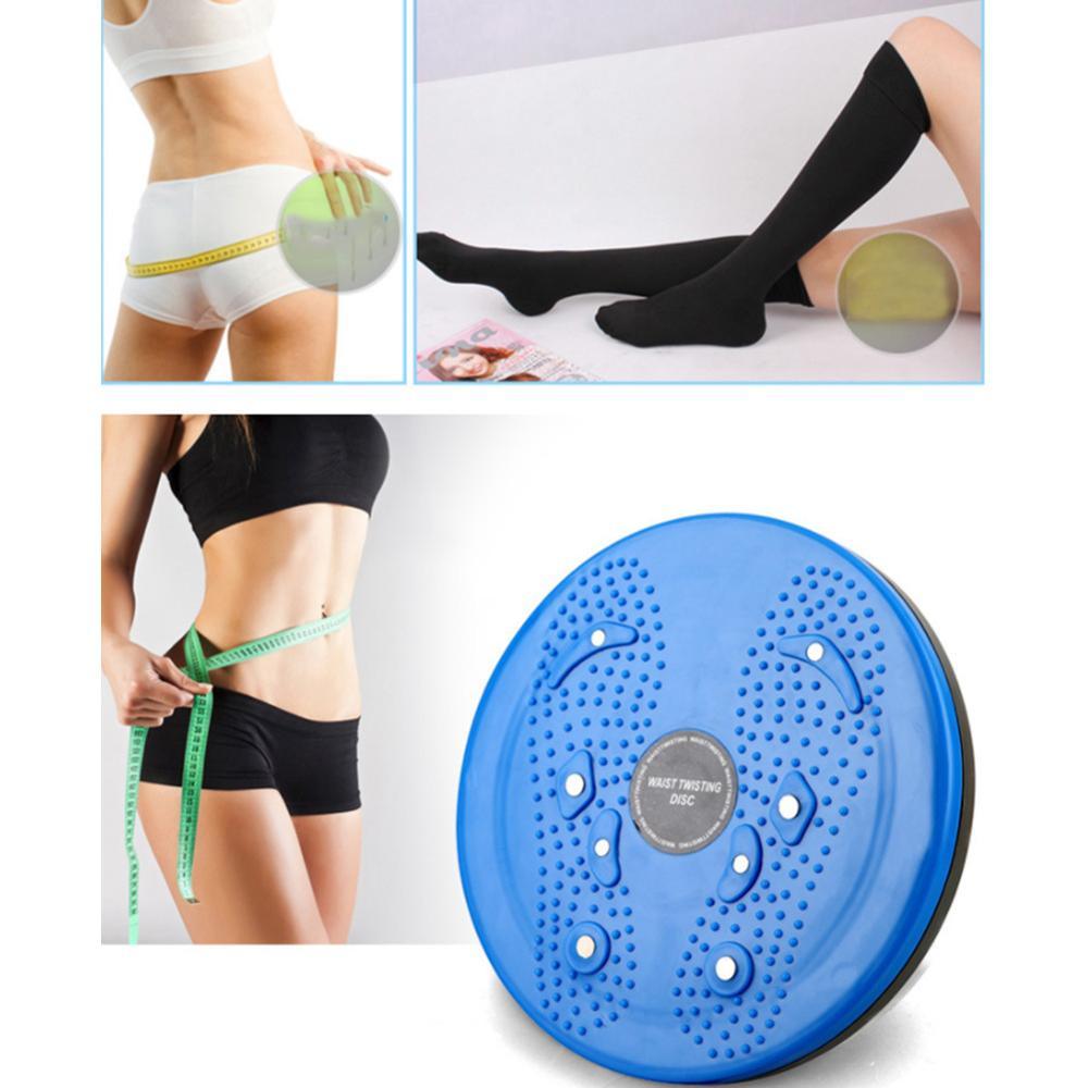 Practical Twist Waist Torsion Disc Board Magnet Aerobic Foot Exercise Yoga Training Health Twist Waist Board Well Sell 3