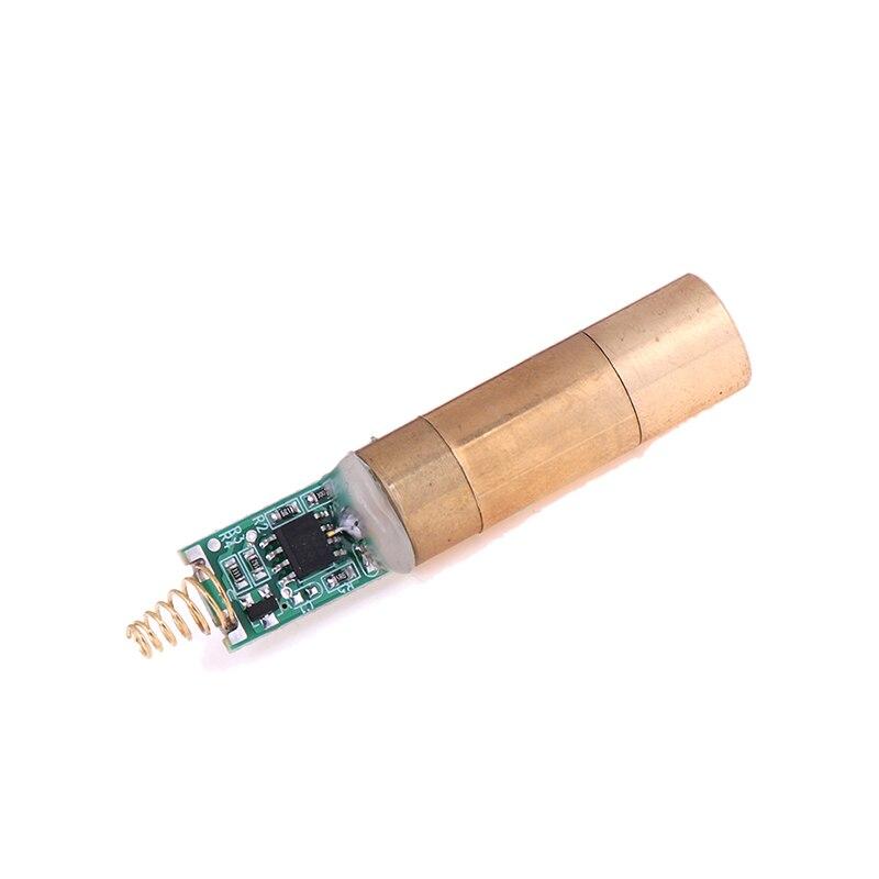 Skaner 3D 532nm 30 ~ 50mW zielony moduł laserowy dioda laserowa światło 3 ~ 3.7V 0 ~ 65 C wysoka jakość