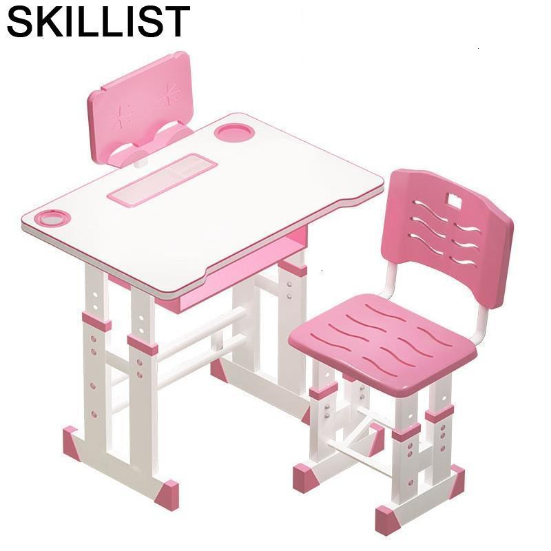 Infantil Mesa De Estudo Children And Chair Toddler Child Stolik Dla Dzieci Adjustable Bureau Kinder Enfant Study Kids Table