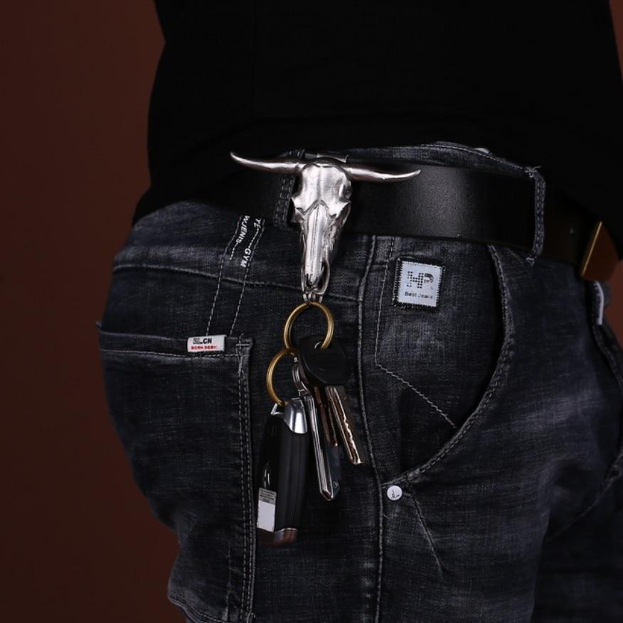 Atlanta Belt And Belt Knife Stainless Steel Defense Knife Mini Weapon Type Skull Keyboard Products