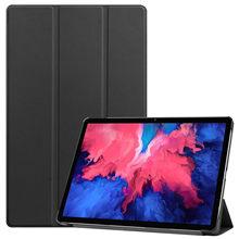 Tablet pc ultra-fino capa protetora é adequado para lenovo tab p11 TB-J606F 11 polegada capa protetora escudo