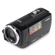 ELRVIKE 2020 HD 1080P Digital Camera HDV Video Camcorder 16MP 16X Zoom COMS Sens