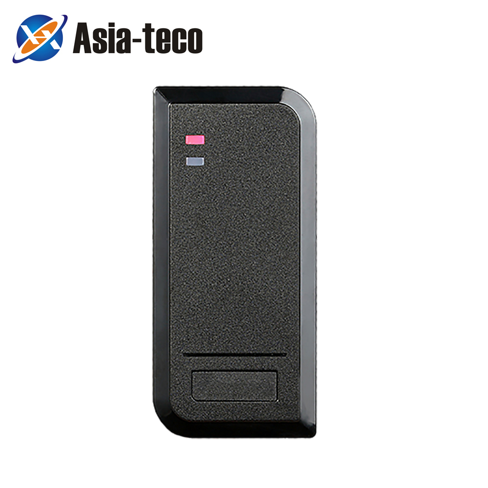 IP66 Waterproof 125Khz 13.56MHZ RFID Access Controler Card Reader For Access Control System Work With EM HID Cards 2000 User