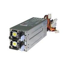 Новый 2U монтируемые в стойку резервного источника питания 800W Горячая замена Серверный модуль БП GW CRPS800 для TOPLOONG 2U 3U 4U хранения шасси