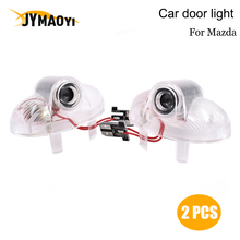 JYMAOYI 2 pcs Car Door light Decoration Welcome Projector Light for Mazda 6 8 CX-9 CX 9 CX9 A8 RUIYI RX-8 RX8 RX 8 MPV ATENZA bigbigroad car dvr dash camera cam stream rearview mirror ips screen for mazda 2 3 5 6 8 mazda3 cx 5 cx 8 atenza cx 4 cx 7