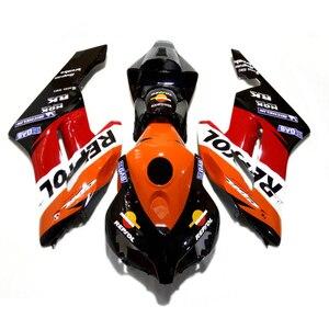 Image 4 - รถจักรยานยนต์ตัวถังรถ Fairing สำหรับ Honda CBR1000RR 04 05สีเทาสีขาว Fairings ชุด CBR 1000RR 2004  2005