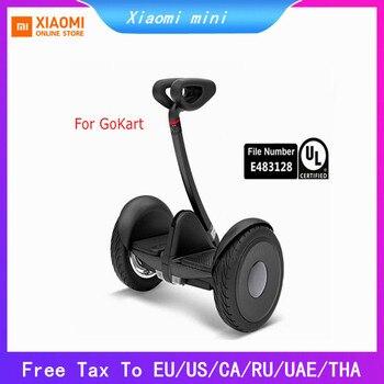 Patinete eléctrico inteligente autoequilibrado xiaomi mini ninebot 2 dos ruedas patinete hoverboard 10 pulgadas hoverboard