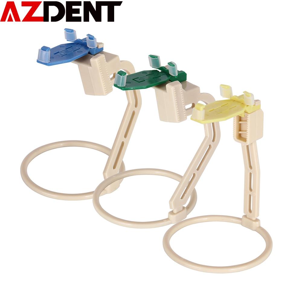 3PCS/Set Dental Instrument Dental X-Ray Sensor Positioner Holder Dental Digital X-Ray Film Locator For Dental Lab