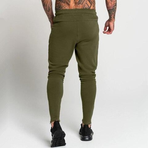 Joggers Sweatpants Men Casual Skinny Pants Gyms Fitness Workout Sportswear Sporty Trousers Male Autumn Winter Cotton Track Pants Multan